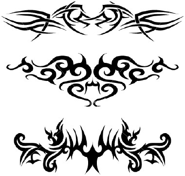 and the tattoo which i am using is from one of these